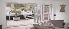Bi Folding Doors offer brilliant open space solutions