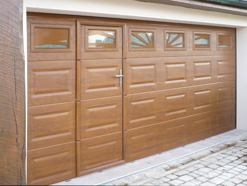 pedestrian personnel doors side fitted durapasslocationsmall hinged location with on durapass door garage systems