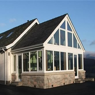 Gable Ended Conservatory