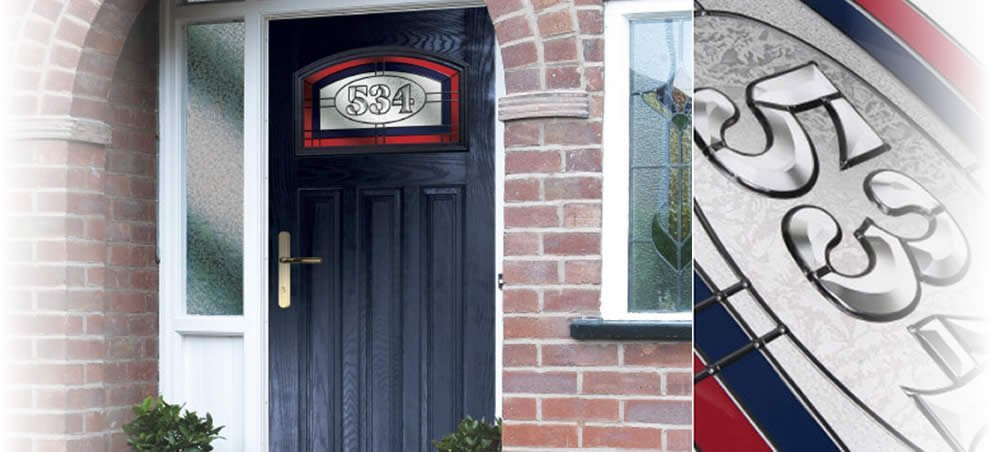 Traditional Timber Style Composite Doors