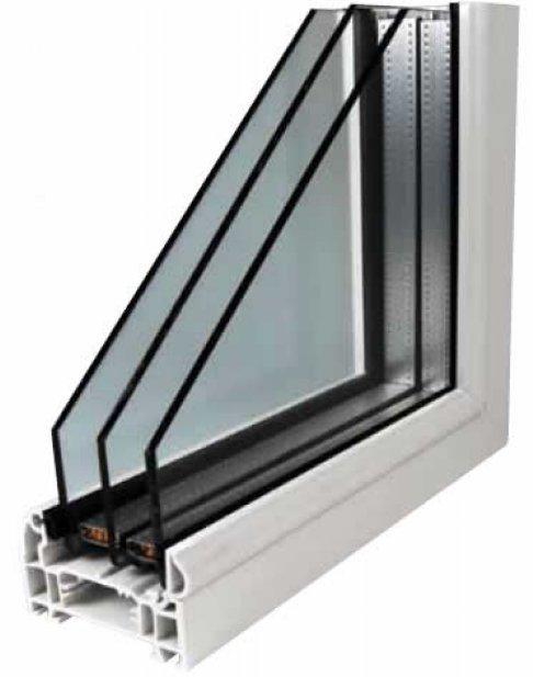 Triple Glazed Windows : Triple glazing cumbria in world