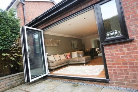 Concertina Bi Fold and Slide Doors