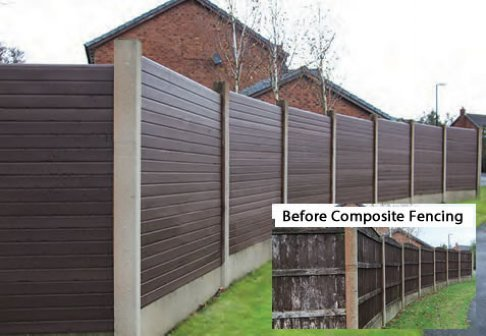 Maintenance Free Fencing | Garden Fencing | Carlisle and Cumbria | World Group | Landscaping Services