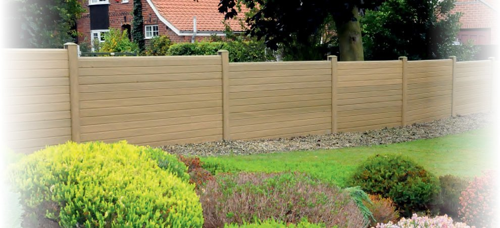 Garden and Landscaping | Garden Fencing | Composite Fencing Solutions | Maintenance Free