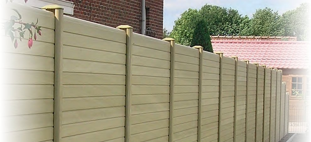 Low Maintenance Garden Fencing | Composite Fencing | Hassle Free Fencing | Carlisle & Dumfries | World Group