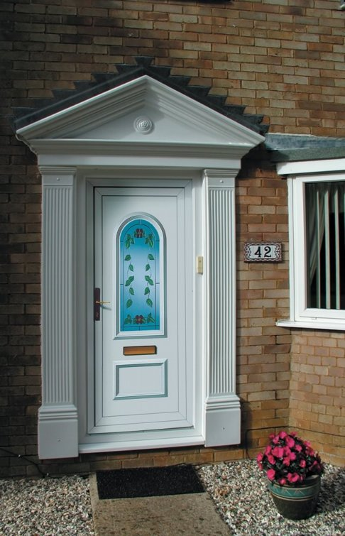 Door Canopies | Conservatories | For Your Home | World Group