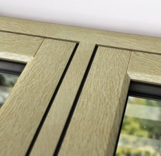 Flush Sash Casement